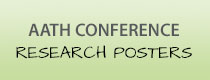 research poster button
