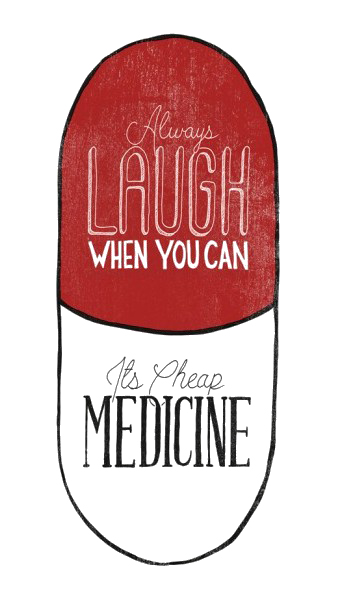 laughing pill