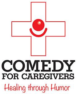 comedy for caregivers logo