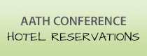 aath conference hotel reservations