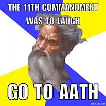 11th commandment 210